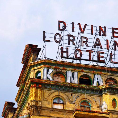 Divine Legacy - Divine Lorraine Hotel, Philadelphia, Pennsylvania