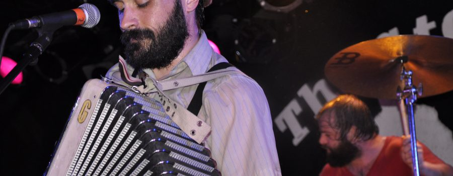 Aaron Weiss and Richie Mazzotta, mewithoutYou