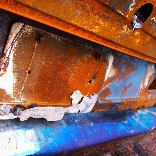Long Strange Trip - Compromised Volkswagen Bus - Hatfield, Pennsylvania